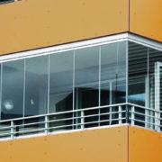 Inchidere terase cu sticla